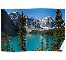 Banff National Park, Moraine Lake Poster
