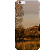 Jack Fence  iPhone Case/Skin