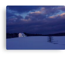 Coming Home Canvas Print