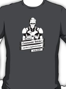 Commander Belcher T-Shirt