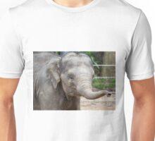 Asian Baby Elephant Unisex T-Shirt