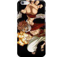 Natsu Fairy Tail iPhone Case/Skin
