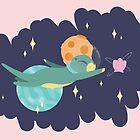 Otter Space by AlexMathews