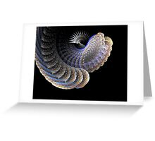 Selene - moon goddess Greeting Card