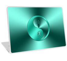 Aquarius the Water Bearer Laptop Skin