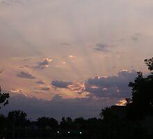 Joy Clouds by bxelant
