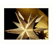 You Are My Shining Star Art Print