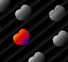 Heart and Seek by pinak