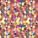 Mixed colors triangle by WAMTEES