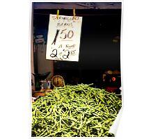 Stringless Beans Poster