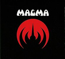 Magma - Kobaia by SUPERPOPSTORE