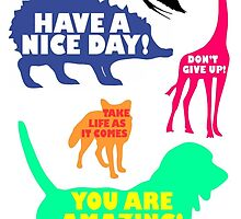INSPIRATIONAL animals by athelstan