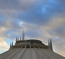 Space Mountain by Andrew Luna