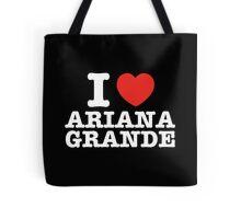 I Heart Ariana Tote Bag