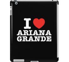 I Heart Ariana iPad Case/Skin