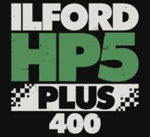 Ilford HP5 by radiantaether