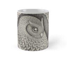 Owl ink illustration Mug