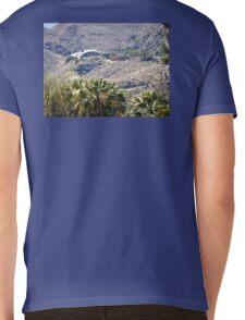 BOB HOPE HOUSE PALM SPRINGS Mens V-Neck T-Shirt