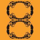8 Guns by Stuart Stolzenberg
