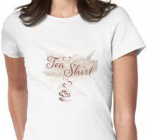 Tea Shirt! Grunge style Womens Fitted T-Shirt