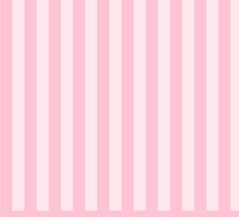 Pink Stripes iPhone / Samsung Case by casesbyjr
