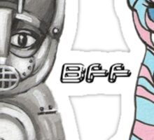 BFF Best Friends Forever Sticker