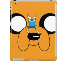 Finn & Jake Adventure Time iPad Case/Skin