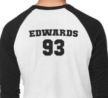 PERRIE EDWARDS 1993 Men's Baseball ¾ T-Shirt