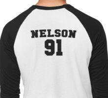 JESY NELSON 1991 Men's Baseball ¾ T-Shirt