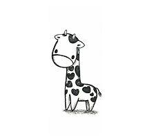 Giraffe iPhone / Samsung Case by casesbyjr