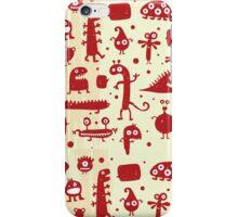 Cartoon Animals iPhone / Samsung Case! iPhone Case/Skin