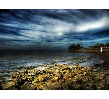 Another view of Port Charlotte beach, FL Photographic Print