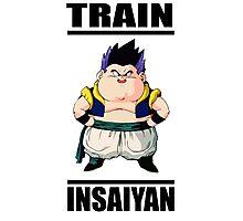 Gotenks Train Insaiyan Photographic Print