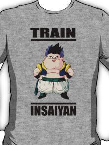 Gotenks Train Insaiyan T-Shirt