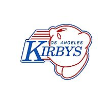 Los Angeles Kirby's  Photographic Print