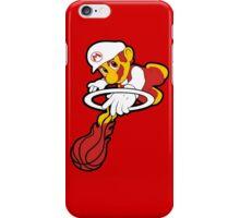 Mario Heat  iPhone Case/Skin