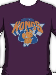 New York Donkey Kongs T-Shirt