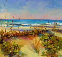 Turquoise Tide by Chris Brandley by ChrisBrandley