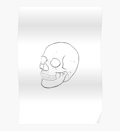 I See Skulls Poster