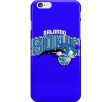 Orlando Sonic iPhone Case/Skin