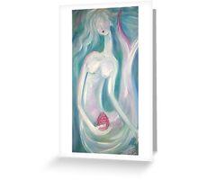 Mermaid (1) Greeting Card