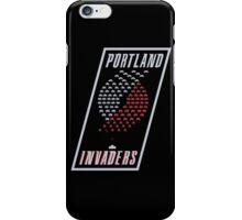 Portland Invaders iPhone Case/Skin