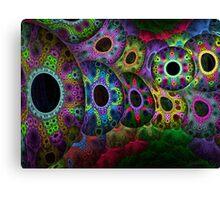 Dophysisnuts Canvas Print