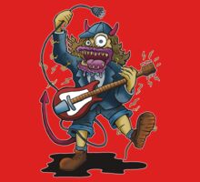 Guitar Monster by Ross Radiation