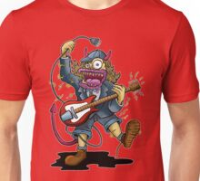 Guitar Monster Unisex T-Shirt