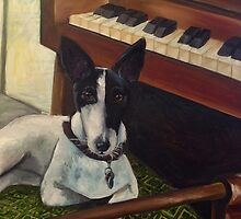 Pepper the Pianist by SkyeWieland