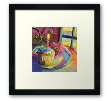 Let's Celebrate! by Chris Brandley Framed Print