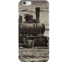 Old Coal Engine iPhone Case/Skin