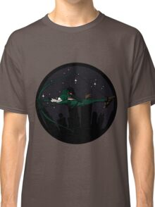 The Green Coyote Classic T-Shirt