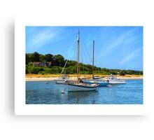 Vineyard Haven Canvas Print